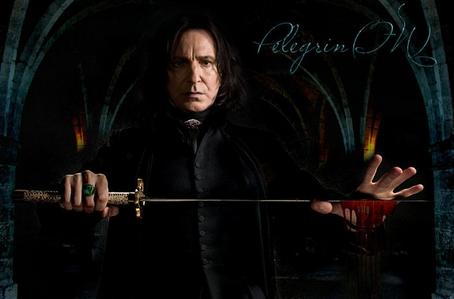 TRUE !!! My superiore, in alto 5: 1. Severus Snape 2. Remus Lupin 3. Sirius Black 4. Hermione, Ron 5. Har