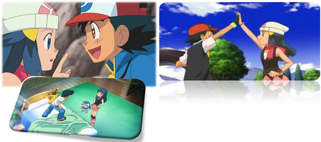 Ash and Dawn is the BEST couple ever!