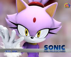 Well, currently I agree with Sonicgurl5. Sonic does support Blaze as a team mate. But there is still