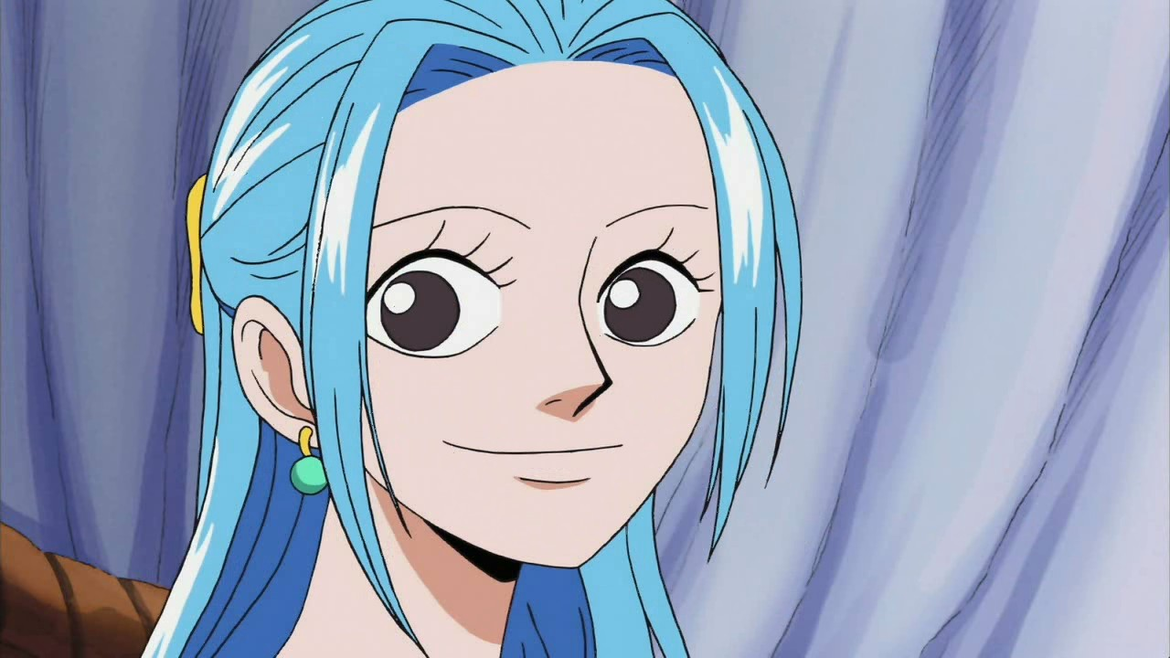 Anime Characters One Piece : Blue haired anime characters fanpop page