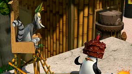 THERE'S NO SUCH THING AS KING JULIEN DAY!!!! D:<