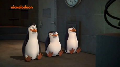 K: Correction, Ribelle - The Brave little Penguin! S: Destination, the History books! Hooah! *high fives*