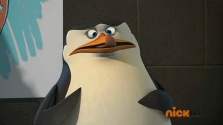 What? Something on my beak? *licks beak*