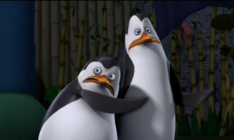 D: *holds onto Kowalski*