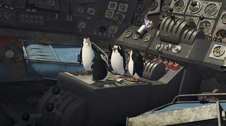 K: There are two unaccounted for, Skipper. S: That's a number I can live with! Who says a pinguin ca