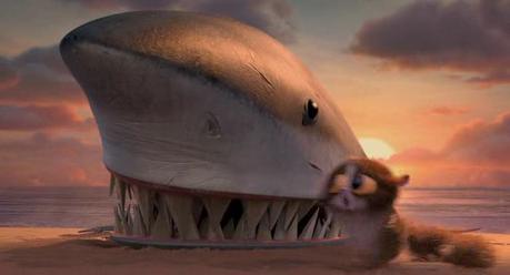 *shark attack*