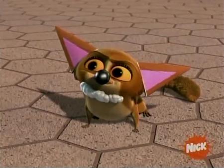 I am the rabies! Hahaha! >:D