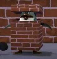 *angry brick*