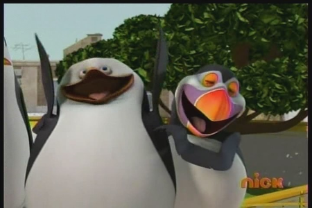 TICKLE FIGHT!!! *tickles Skipper* (Am I the only one who finds this wrong as well as funny? XD)