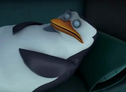 """No, no Doris. Kowalski must never know."" (XD)"