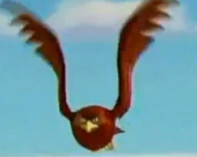 (falcon doesnt like to get laughed at)