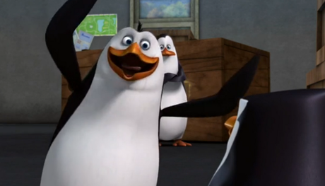 """Platypus! Platypus!"" :D"