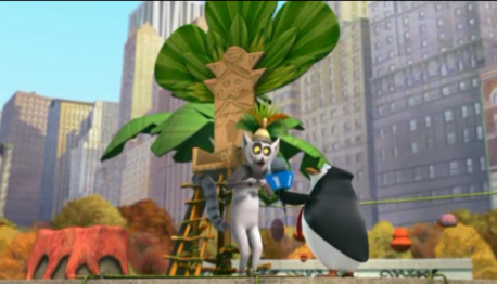 你 can call me King Julien.