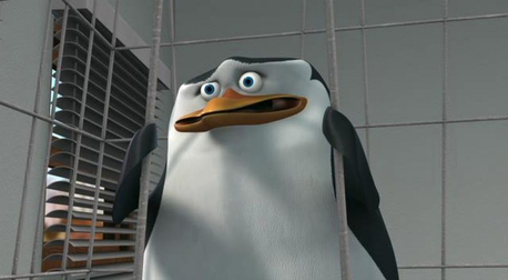 Be strong, Kowalski! Be strong!