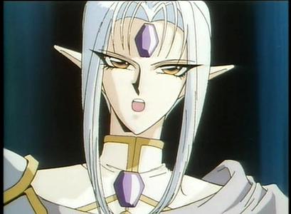 Inouva from Magic Knight Rayearth