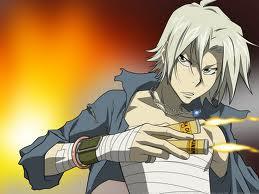 Gokudera from Katekyo Hitman Reborn