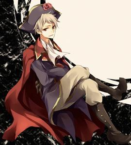 Prussia from hetalia!! :3