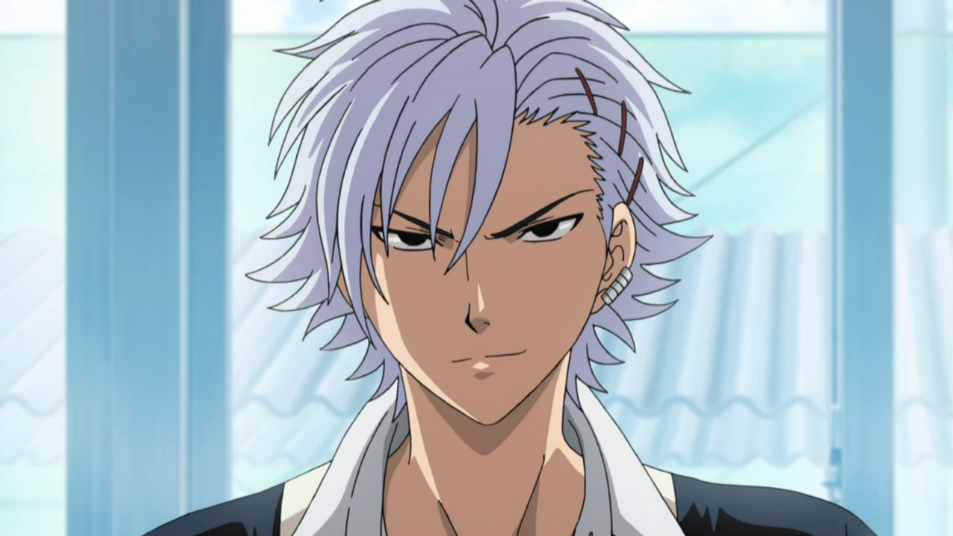 Anime Characters Dancing : White haired anime characters ^ fanpop page