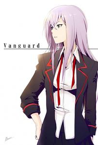 Misaki Tokura From CardFight!! Vanguard