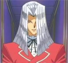 Pegasus from Yu-Gi-Oh!