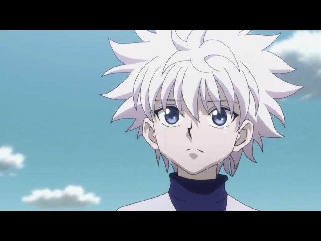anime characters killua haired fanpop hunterxhunter hunter