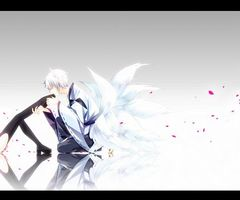 Miketsukami,Soushi from Inu x Boku SS (Secret Service)  A nine tailed spirit fox, Soushi is also a