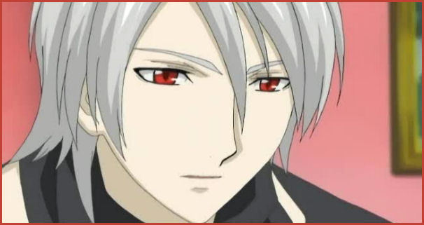 Anime Characters With White Hair : White haired anime characters ^ fanpop page