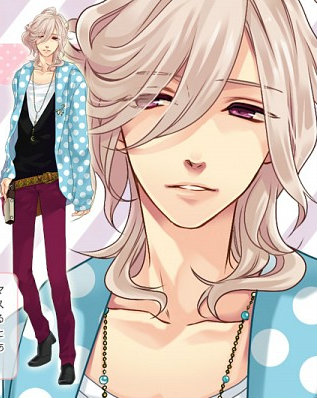 Louis Asahina from Brothers Conflict (BroCon)?????
