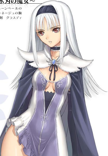White Haired Anime Characters Anime Fanpop Page 7