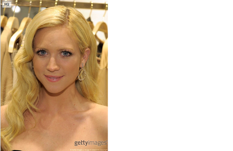 NEW! Here is Brittany Snow. CLUES: She's been in an American Pie movie. She was in a movie wit