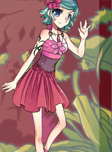 'Alepo'i (Meaning surf au wave) 16 female Role: Unda Gym Leader-Jade has all water types Pokemon