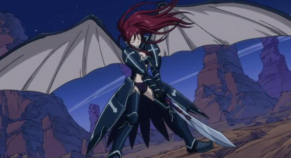 Your Favourite Out Of Erza S Armour Fairy Tail Fanpop
