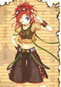 Name: Seika Isuru  Age: 13 Gender: Female Partner: No one Classification:Weapon and Meister  Des