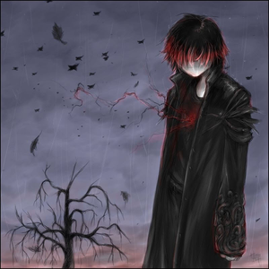 Name:(unknown) now called Zero Fang Kurosaki Age:???(thinks he's 15) Partner:none(for now) Gender: