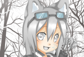 Neko/girl mister also can turn into wolf one power i learn father /loves emo ppl/????/???/15/nerd/wei