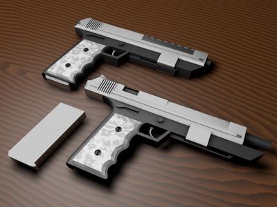 Pistol mode