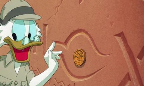 Find a screencap of your paborito Disney Villain.