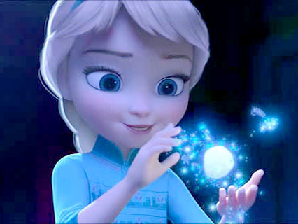 Isn't she? Find a picture of your paborito Disney female hairstyle.