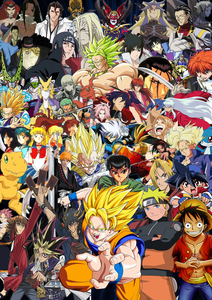have আপনি got best animes who has these genders action/fantasy/aventure