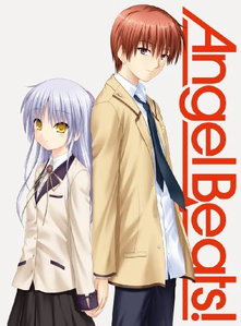 A lot of people at my school talk about OTPs. Mine would have to be Otonashi and Kanade! So cute toge