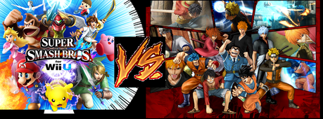 I wanted to see If one game is better than the other দ্বারা putting মতামত of one ssb Character vs a Jsvv