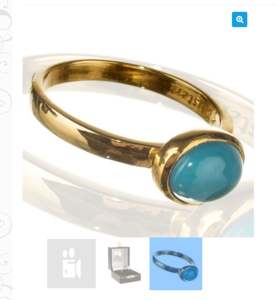 If Du were specting a marriage proposal with a jane austen personal ring replica, would Du chose it