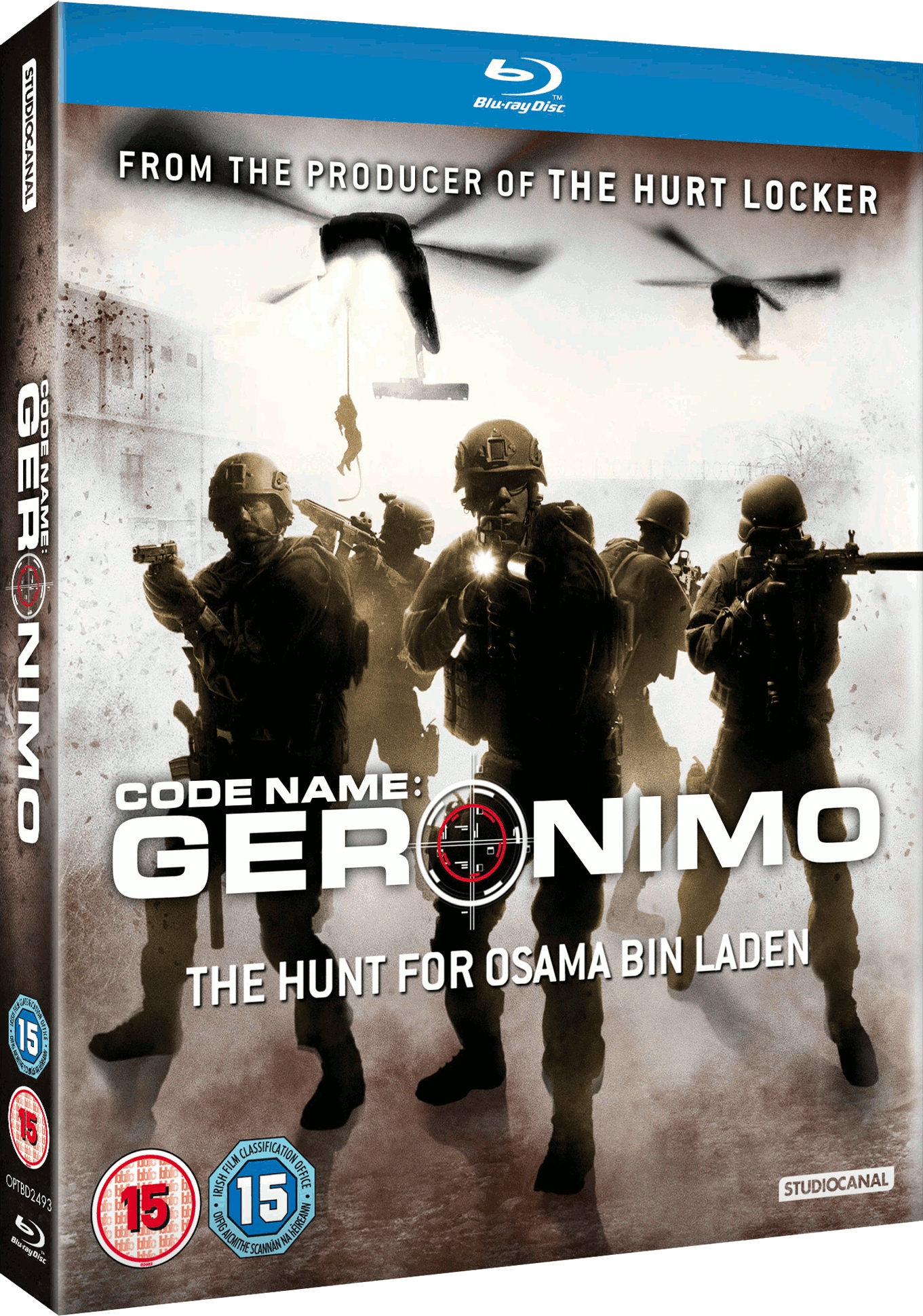 Codename Geronimo Imdb