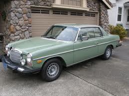 Blinky would drive a 1975 Mercedes 280. What would Big Mac drive?