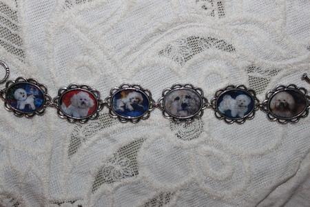 Hello Everyone! I make jewelry that incorporates تصاویر of all dog breeds. My dog-themed jewelry li