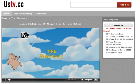 I pag-ibig The Simpsons ,NOW I'm watching it online ,Great site.