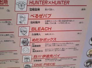 En la sección de comentarios de los autores de la Jump Festa, Tite Kubo, el mangaka de Bleach, ha re