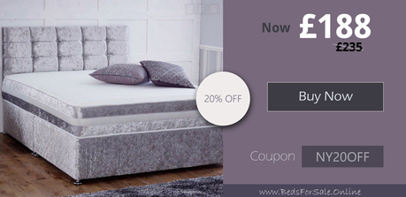 Be the first to buy this divan বিছানা set today and get huge 20% New বছর discount. Discount Code