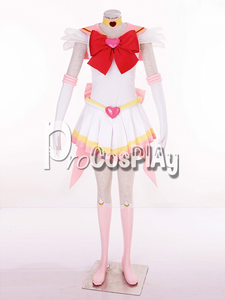 I want to cosplay as Sailor chibi Moon. This was my first time to cosplay! I want to have an amazing