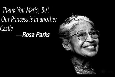 Rosa Parks цитаты Rosa Parks Fanpop